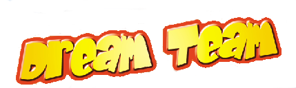 Logo Partyband Dream Team